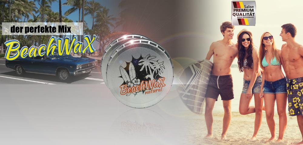 BeachWaX