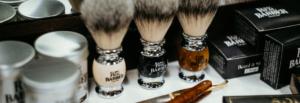 Barber Shop Bedarf